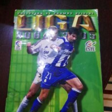 Coleccionismo deportivo: ALBUM DE CROMOS LIGA ESTE 2004 - 2005 04 - 05 CON 283 PEGADOS. Lote 146004994