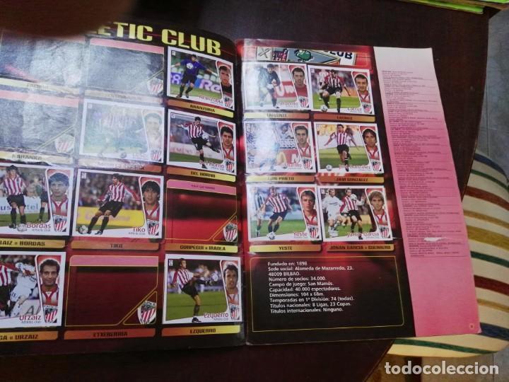 Coleccionismo deportivo: album de cromos liga este 2004 - 2005 04 - 05 con 283 pegados - Foto 5 - 146004994