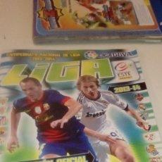 Coleccionismo deportivo: G-RIT8UJ ALBUM DE CROMOS 2013 2014 13 14 ESTE PANINI FUTBOL SIN CROMOS. Lote 233202025