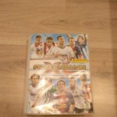 Coleccionismo deportivo: ALBUM ADRENALYN 2012-13. Lote 146355150