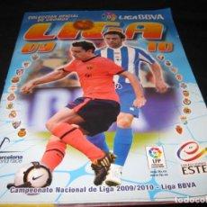 Coleccionismo deportivo: ALBUM CROMOS LA LIGA 2009-2010. 351 CROMOS.. Lote 146572674