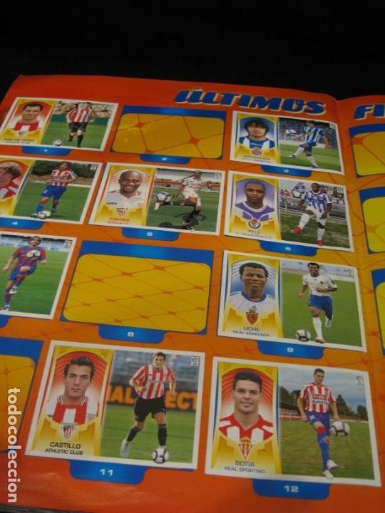 Coleccionismo deportivo: Album cromos La Liga 2009-2010. 351 cromos. - Foto 3 - 146572674