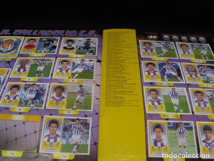 Coleccionismo deportivo: Album cromos La Liga 2009-2010. 351 cromos. - Foto 4 - 146572674
