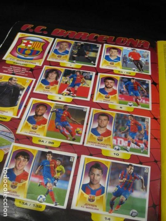Coleccionismo deportivo: Album cromos La Liga 2009-2010. 351 cromos. - Foto 6 - 146572674
