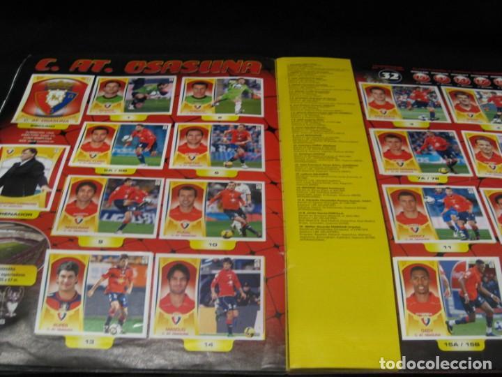 Coleccionismo deportivo: Album cromos La Liga 2009-2010. 351 cromos. - Foto 9 - 146572674