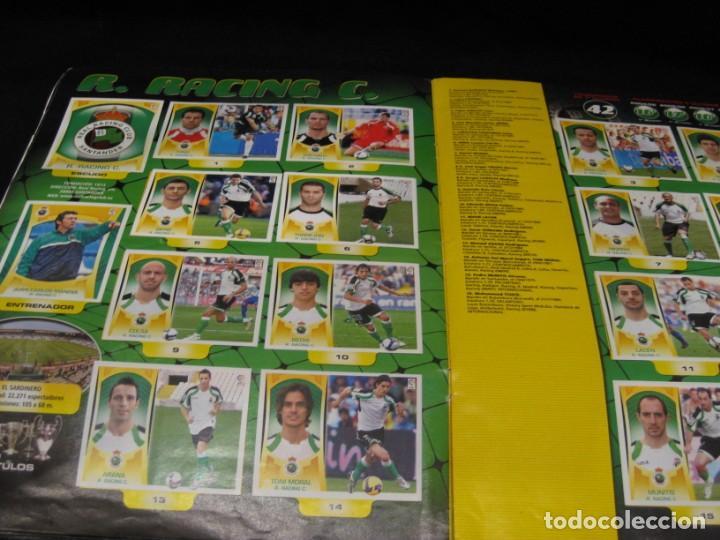 Coleccionismo deportivo: Album cromos La Liga 2009-2010. 351 cromos. - Foto 10 - 146572674