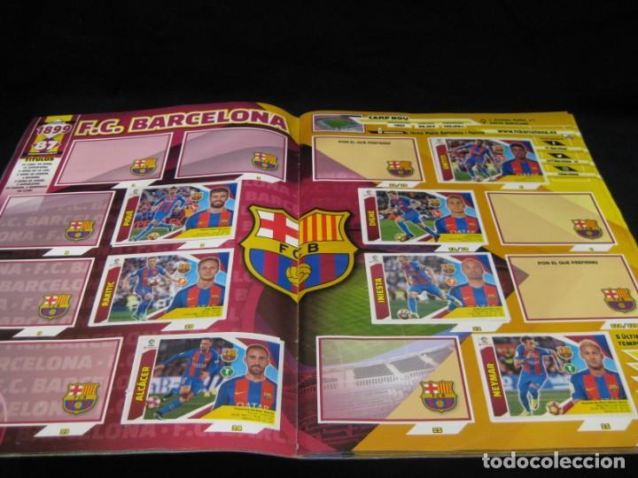 Coleccionismo deportivo: Album cromos La Liga 2017-2018. 164 cromos. - Foto 5 - 146574274