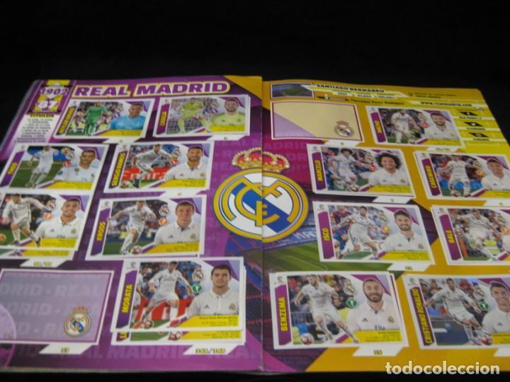 Coleccionismo deportivo: Album cromos La Liga 2017-2018. 164 cromos. - Foto 6 - 146574274