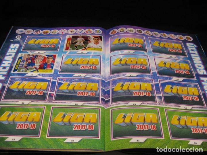 Coleccionismo deportivo: Album cromos La Liga 2017-2018. 164 cromos. - Foto 8 - 146574274