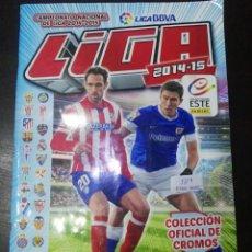 Coleccionismo deportivo: ALBUM DE CROMOS LIGA ESTE 2014 - 2015 14 - 15 CON 184 PEGADOS. Lote 146701470
