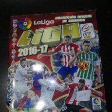 Coleccionismo deportivo: ALBUM DE CROMOS LIGA ESTE 2016 - 2017 16 - 17 CON 235 PEGADOS. Lote 146701974