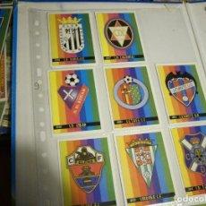 Coleccionismo deportivo: FICHAS LIGA AÑO . Lote 146746126