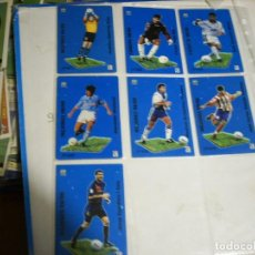 Coleccionismo deportivo: FICHAS LIGA ESCUDO. Lote 146746226