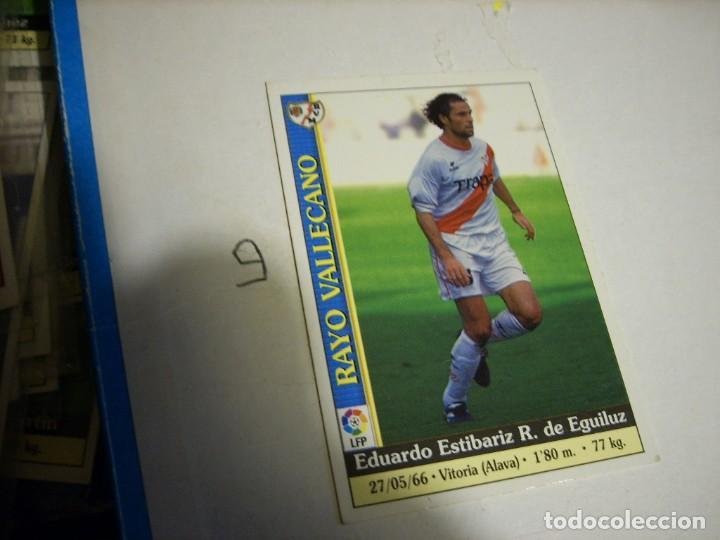 FICHAS LIGA (Coleccionismo Deportivo - Álbumes y Cromos de Deportes - Álbumes de Fútbol Incompletos)