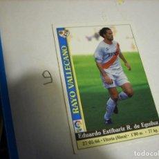 Coleccionismo deportivo: FICHAS LIGA. Lote 146746742