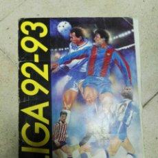 Coleccionismo deportivo: ALBUM DE CROMOS LIGA ESTE 1992 - 1993 92 - 93 EN MAL ESTADO. Lote 146927170