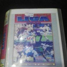 Coleccionismo deportivo: ALBUM CROMOS NO ORIGINAL MUNDICROMO LIGA 1997 - 1998 97 - 98 CON 492 CROMOS NUEVOS. Lote 146934034