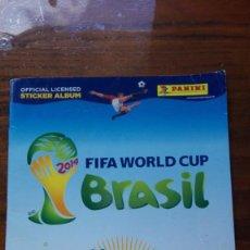 Coleccionismo deportivo: ÁLBUM FIFA WORLD CUP BRASIL.. Lote 146957810