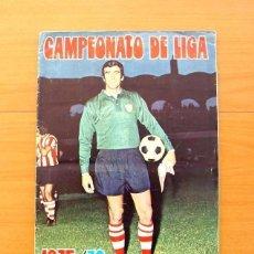 Coleccionismo deportivo: ÁLBUM - CAMPEONATO DE LIGA 1975-1976, 75-76 - EDITORIAL FHER - VER FOTOS ADICIONALES. Lote 147207366