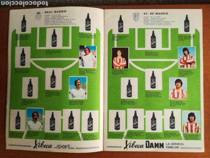 Coleccionismo deportivo: Álbum Xibeca Sport Los equipos de 1era División y 16 Selecciones Mundial Münich Cervezas Damm Cruyff - Foto 15 - 147349516