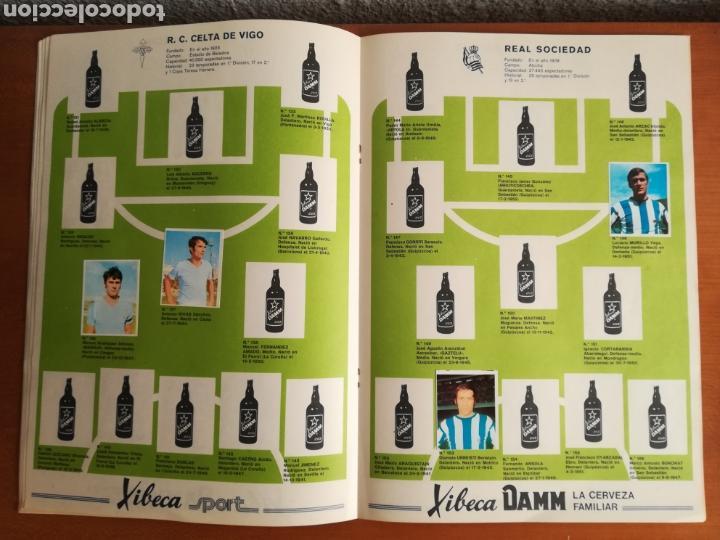Coleccionismo deportivo: Álbum Xibeca Sport Los equipos de 1era División y 16 Selecciones Mundial Münich Cervezas Damm Cruyff - Foto 19 - 147349516