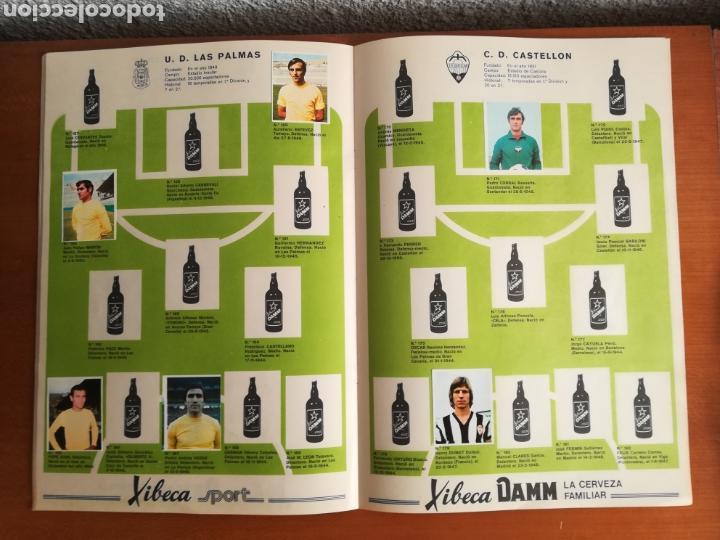 Coleccionismo deportivo: Álbum Xibeca Sport Los equipos de 1era División y 16 Selecciones Mundial Münich Cervezas Damm Cruyff - Foto 20 - 147349516