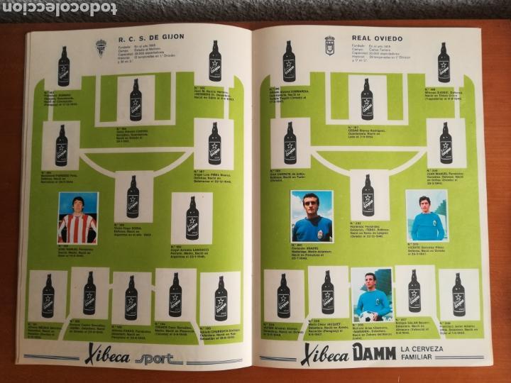 Coleccionismo deportivo: Álbum Xibeca Sport Los equipos de 1era División y 16 Selecciones Mundial Münich Cervezas Damm Cruyff - Foto 21 - 147349516