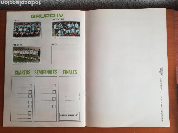 Coleccionismo deportivo: Álbum Xibeca Sport Los equipos de 1era División y 16 Selecciones Mundial Münich Cervezas Damm Cruyff - Foto 25 - 147349516