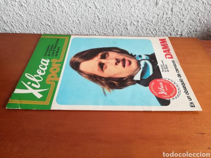Coleccionismo deportivo: Álbum Xibeca Sport Los equipos de 1era División y 16 Selecciones Mundial Münich Cervezas Damm Cruyff - Foto 7 - 147349516