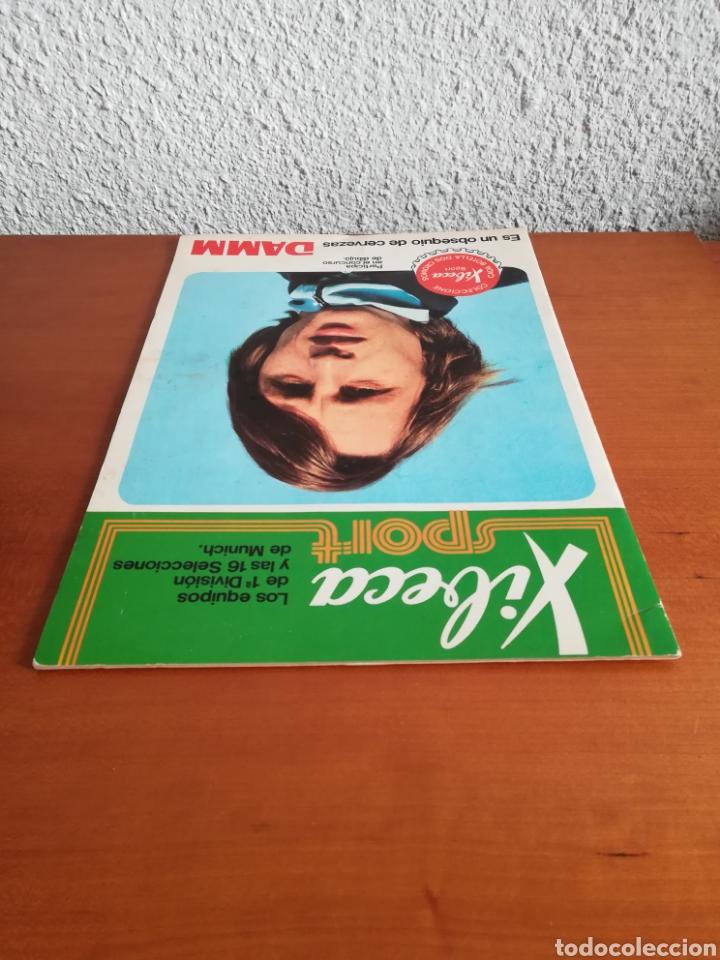 Coleccionismo deportivo: Álbum Xibeca Sport Los equipos de 1era División y 16 Selecciones Mundial Münich Cervezas Damm Cruyff - Foto 8 - 147349516