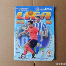 Coleccionismo deportivo: ALBUM FÚTBOL LIGA 2009 - 2010 EDICIONES ESTE FALTAN 39 CROMOS. Lote 147612966