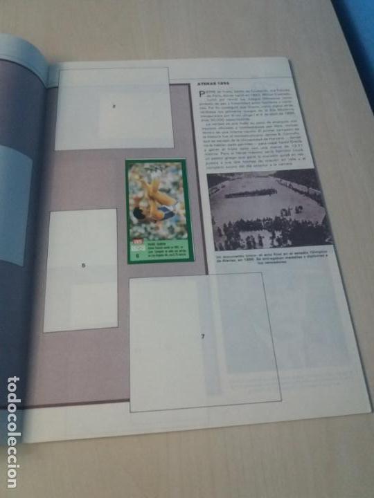 Coleccionismo deportivo: ALBUM ASES OLIMPICOS DEL DIARIO AS - Foto 2 - 147674054