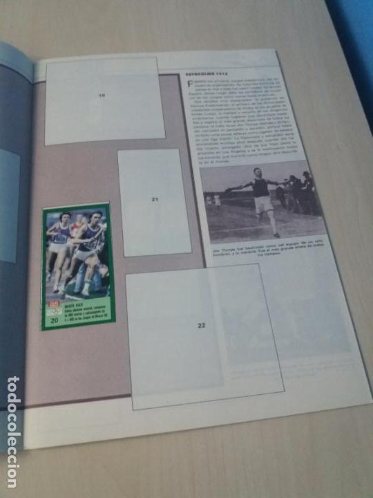 Coleccionismo deportivo: ALBUM ASES OLIMPICOS DEL DIARIO AS - Foto 3 - 147674054