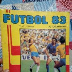 Coleccionismo deportivo: ALBUM FIGURINE PANINI FUTBOL 83 PLANCHA. Lote 147678562