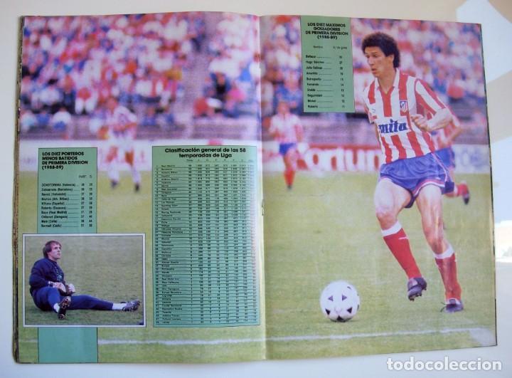 Coleccionismo deportivo: Álbum de fútbol LOS ASES DE LA LIGA 1989 1990 - 89 90 - Diario AS - Foto 13 - 147701134