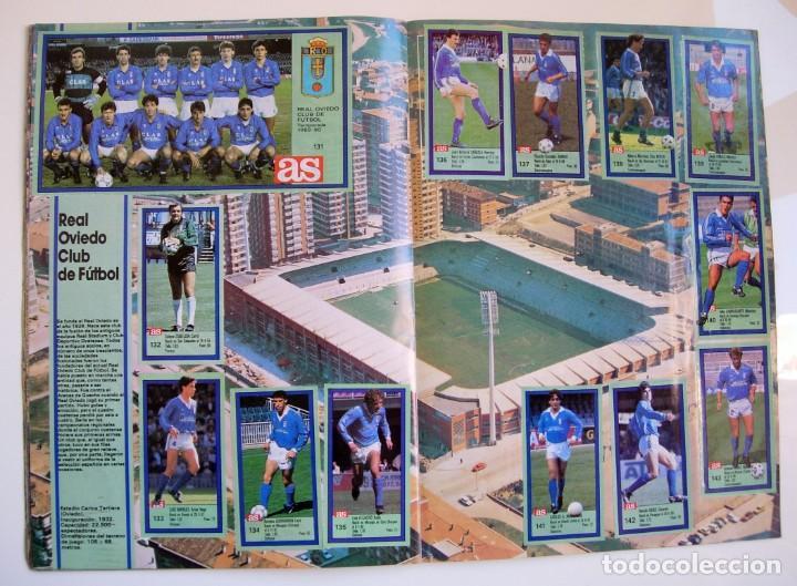 Coleccionismo deportivo: Álbum de fútbol LOS ASES DE LA LIGA 1989 1990 - 89 90 - Diario AS - Foto 14 - 147701134