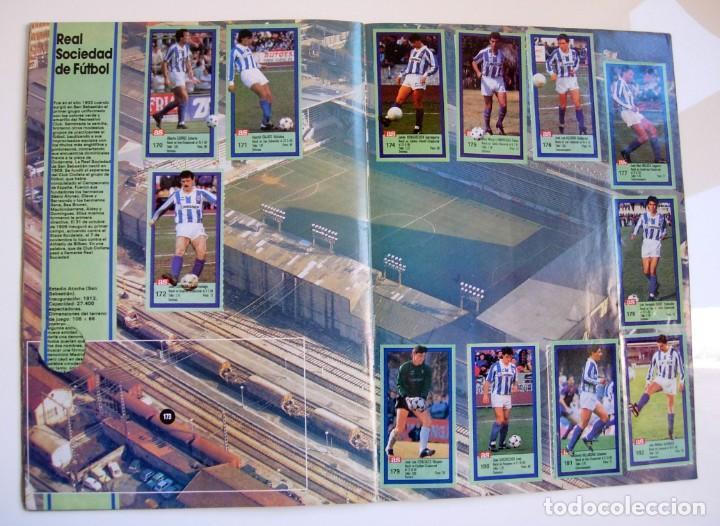 Coleccionismo deportivo: Álbum de fútbol LOS ASES DE LA LIGA 1989 1990 - 89 90 - Diario AS - Foto 17 - 147701134