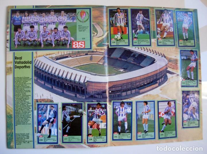 Coleccionismo deportivo: Álbum de fútbol LOS ASES DE LA LIGA 1989 1990 - 89 90 - Diario AS - Foto 22 - 147701134