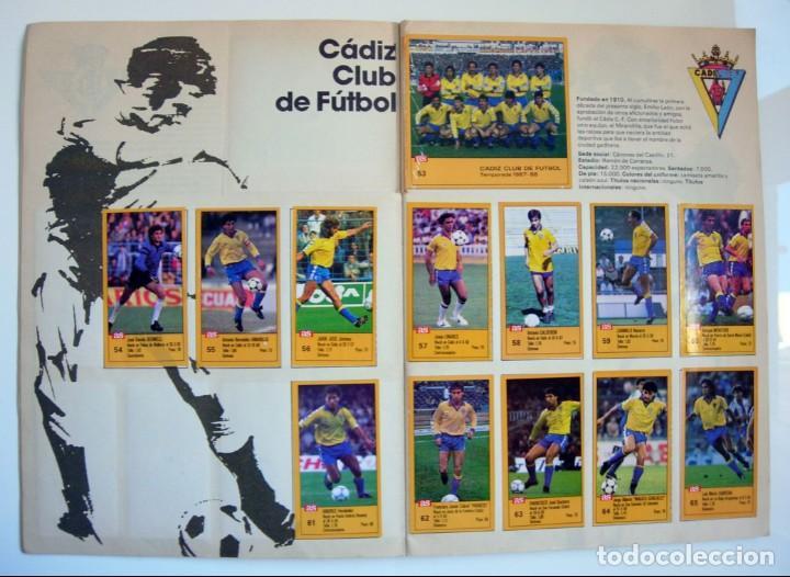 Coleccionismo deportivo: Álbum de fútbol LOS ASES DE LA LIGA 1987 1988 - 87 88 - Diario AS - Foto 5 - 147702282