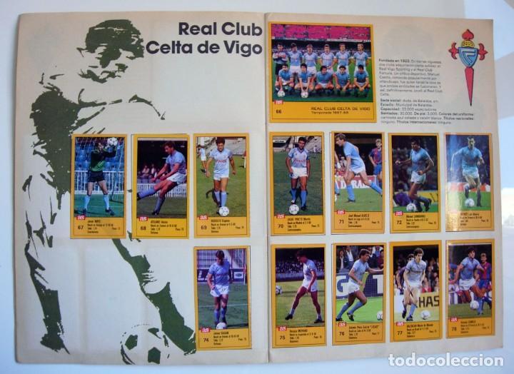 Coleccionismo deportivo: Álbum de fútbol LOS ASES DE LA LIGA 1987 1988 - 87 88 - Diario AS - Foto 6 - 147702282