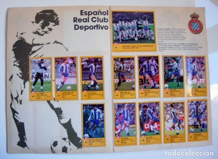 Coleccionismo deportivo: Álbum de fútbol LOS ASES DE LA LIGA 1987 1988 - 87 88 - Diario AS - Foto 7 - 147702282