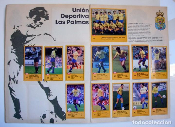 Coleccionismo deportivo: Álbum de fútbol LOS ASES DE LA LIGA 1987 1988 - 87 88 - Diario AS - Foto 8 - 147702282