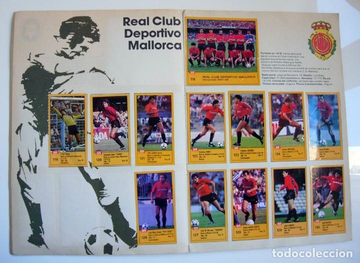 Coleccionismo deportivo: Álbum de fútbol LOS ASES DE LA LIGA 1987 1988 - 87 88 - Diario AS - Foto 10 - 147702282