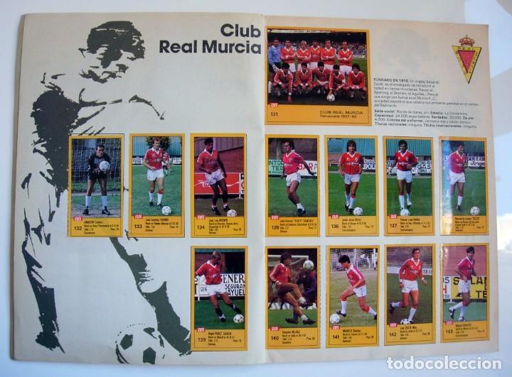 Coleccionismo deportivo: Álbum de fútbol LOS ASES DE LA LIGA 1987 1988 - 87 88 - Diario AS - Foto 12 - 147702282
