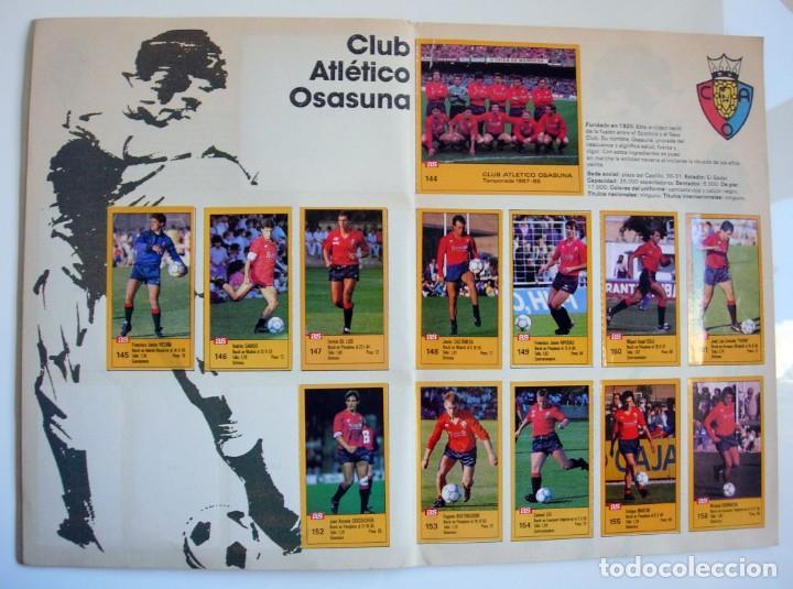 Coleccionismo deportivo: Álbum de fútbol LOS ASES DE LA LIGA 1987 1988 - 87 88 - Diario AS - Foto 13 - 147702282