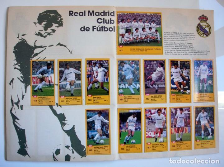 Coleccionismo deportivo: Álbum de fútbol LOS ASES DE LA LIGA 1987 1988 - 87 88 - Diario AS - Foto 14 - 147702282