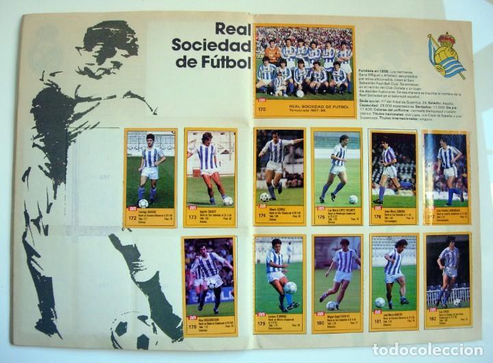Coleccionismo deportivo: Álbum de fútbol LOS ASES DE LA LIGA 1987 1988 - 87 88 - Diario AS - Foto 15 - 147702282