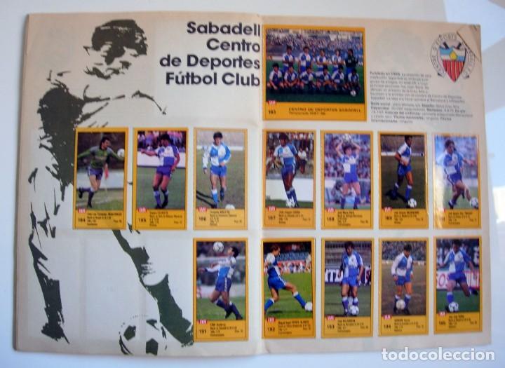 Coleccionismo deportivo: Álbum de fútbol LOS ASES DE LA LIGA 1987 1988 - 87 88 - Diario AS - Foto 16 - 147702282