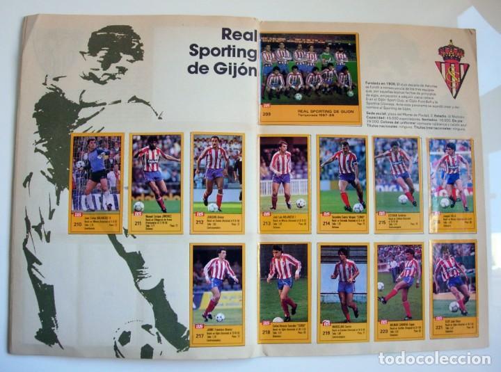 Coleccionismo deportivo: Álbum de fútbol LOS ASES DE LA LIGA 1987 1988 - 87 88 - Diario AS - Foto 18 - 147702282