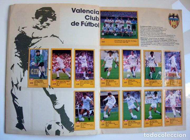 Coleccionismo deportivo: Álbum de fútbol LOS ASES DE LA LIGA 1987 1988 - 87 88 - Diario AS - Foto 19 - 147702282